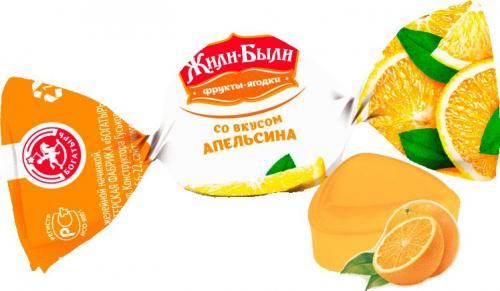 Апельсин карамель Богатырь