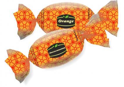 Апельсиновая карамель Южуралкондитер