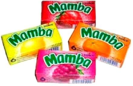 Мамба жев.конфета