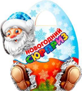 Новогодний подарок Новогодний сюрприз премиум 520 гр ± 7 гр