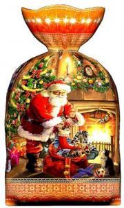 Новогодний подарок Сказка 1 кг±10 гр пакет