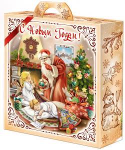 Новогодний подарок 6 Новогодняя Рамка 805 гр ± 10 гр