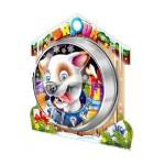 Новогодний подарок Шарик картон 580 гр±10 гр
