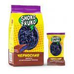SHOKO FRUKO с черносливом конфеты КФ Богатырь