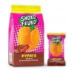 SHOKO FRUKO с курагой конфеты КФ Богатырь