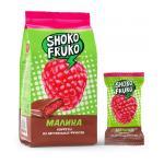 SHOKO FRUKO с малиной конфеты КФ Богатырь